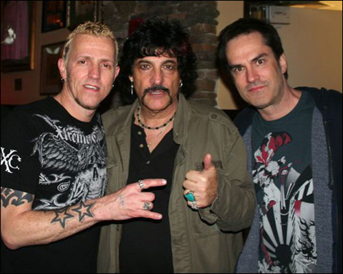 Gary Hoey and Carmine Appice