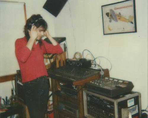 Home Studio 1986