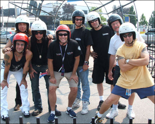 Go Cart Racing - RNS 05 Tour