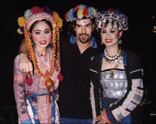 Kuala Lumpur, Malaysia - Summer 1995