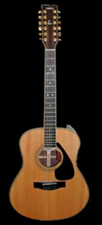 Yamaha LL16 12 String