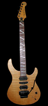 Yamaha Custom Pacifica