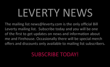 Subscribe To Leverty News