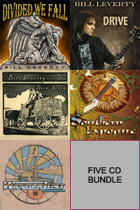 Five CD Bundle